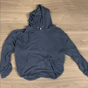 Free People Movement Open Back Hoodie M